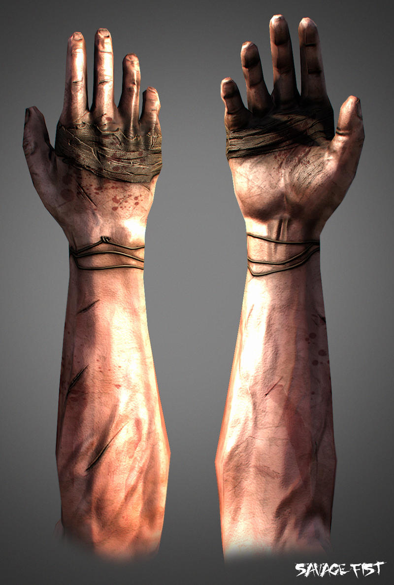 First person hands by Bawarner on deviantART