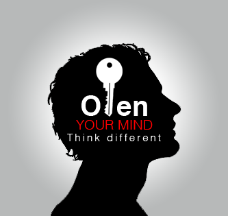 Open your mind by ikale