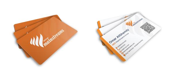 MAINstreams Card by ikale