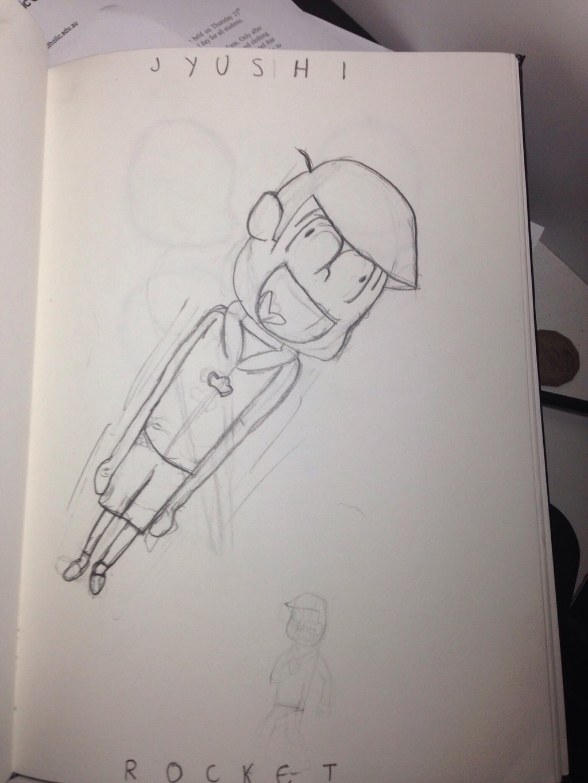 Jyushi Rocket by Its-Joe-Time