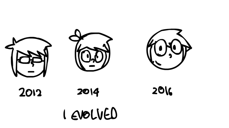 I Evolved by Its-Joe-Time