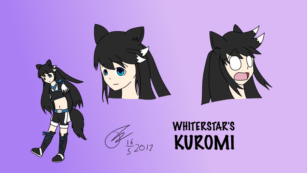 WhiterStar's Kuromi (but if I drew it) by Its-Joe-Time