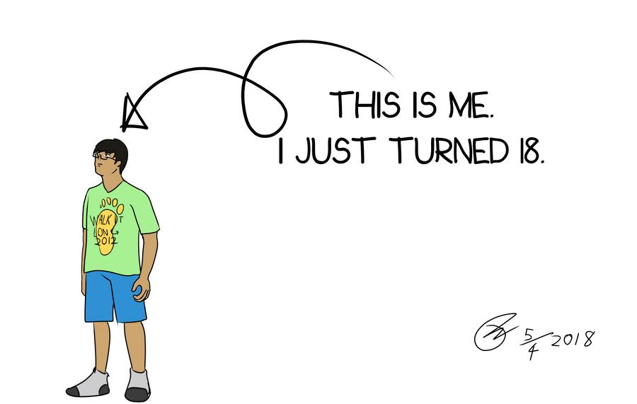 An Awkward Drawing. by Its-Joe-Time