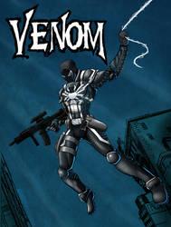 Amazing Venom by shamserg