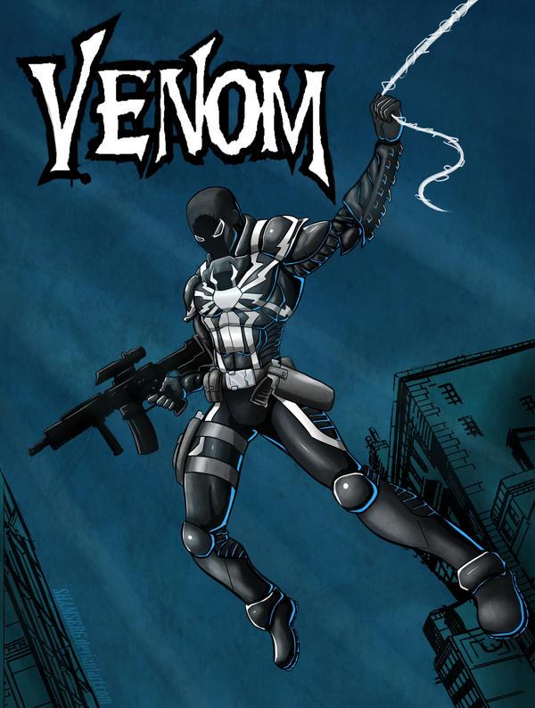 Amazing Venom By Shamserg On DeviantArt