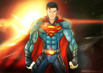 Man of Steel by shamserg