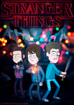 Stranger Things |Gravity Falls style| 2