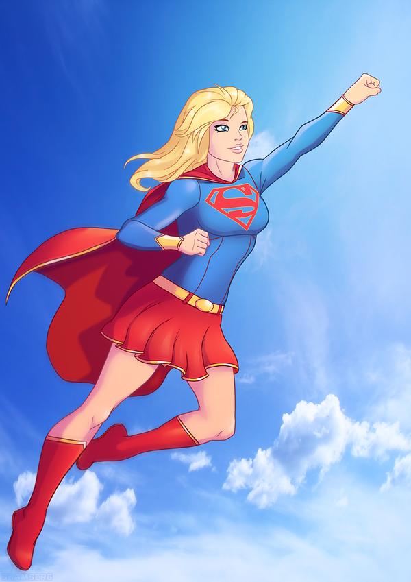 Supergirl by shamserg