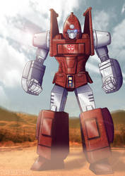 Powerglide commission by shamserg