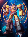 Unicron - Transformers commission