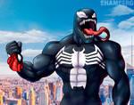 Venom commission by shamserg