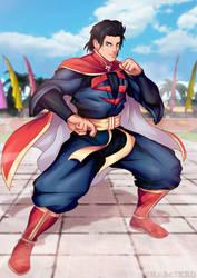 MangaDCU: Superman commission