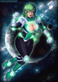 MangaDCU: Green Lantern