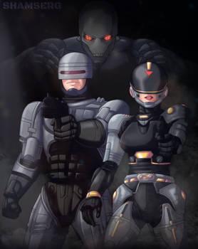Robocop | LadyBattleCop