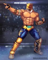 King - Tekken