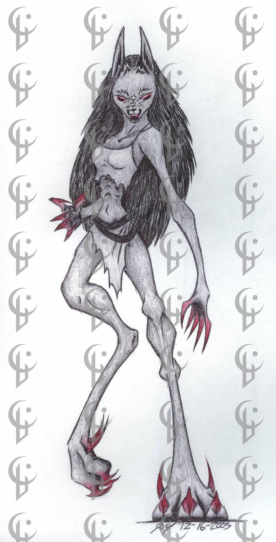 Wendigo Female