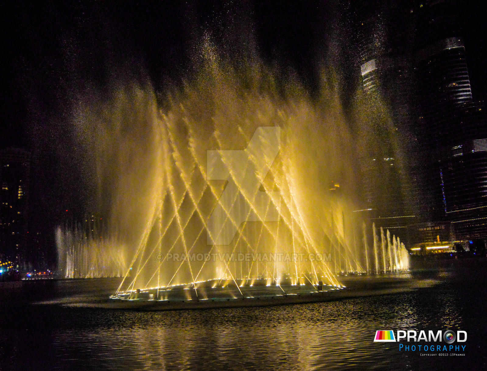 Fountain by pramodtvm