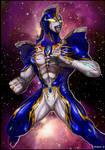 Azure Sirius Ultraman