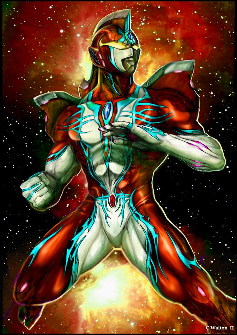 Ultraman Zio by ChuckWalton
