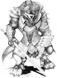 Rifts Fantasy Wolfen