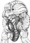 SPLICERS Metamorph Armored