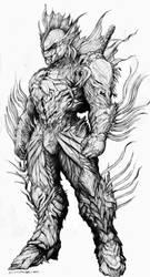 Lemurian Kelp Bio-Armor by ChuckWalton