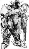 Lemurian Leviathan Bio-Armor