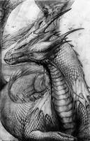 Sand Dragon by ChuckWalton