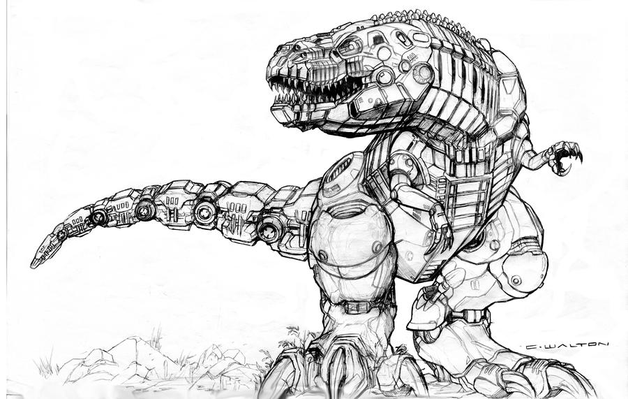 Image Result For T Rex Coloring Page Awesome Rex