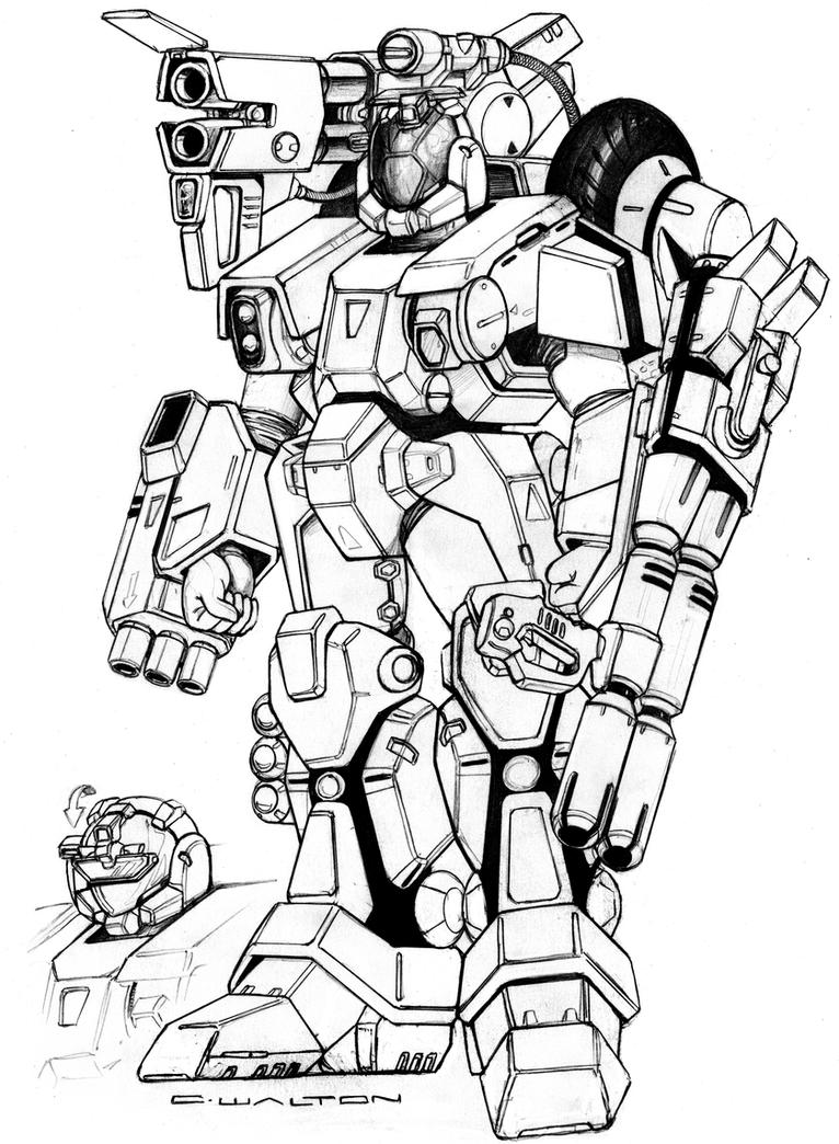 Force Character Design From Life Drawing Pdf Download : Robotech vr crusader cyclone by chuckwalton on deviantart