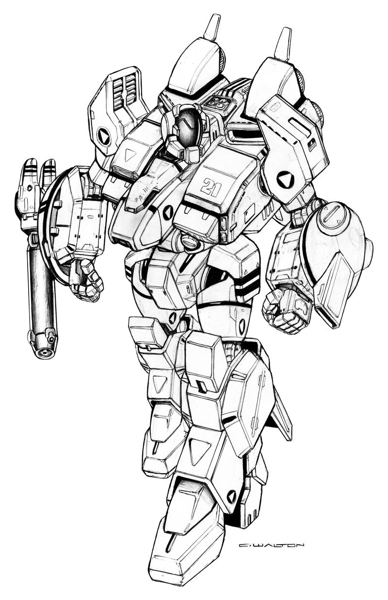 Image Result For War Robots Drawings