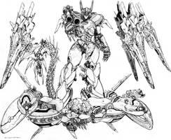 Legionnaire Fully Loaded by ChuckWalton