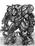 RIFTS Hellbuster