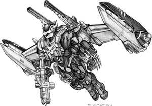 RIFTS CS Death Wing