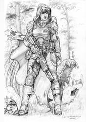 Rifts Wilderness Scout