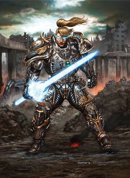 Rifts Cyber Knight Preview