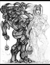 SPLICERS Legion by ChuckWalton