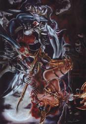 Night of the Huntress by ChuckWalton