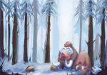 From the north to the Pokemon Unite by DustyDigitalArt