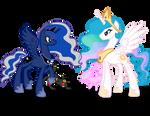 Princess Pony Pokemon Battle