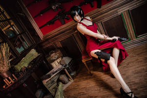 Resident Evil - Ada Wong by Fay PRINCE by fay198978