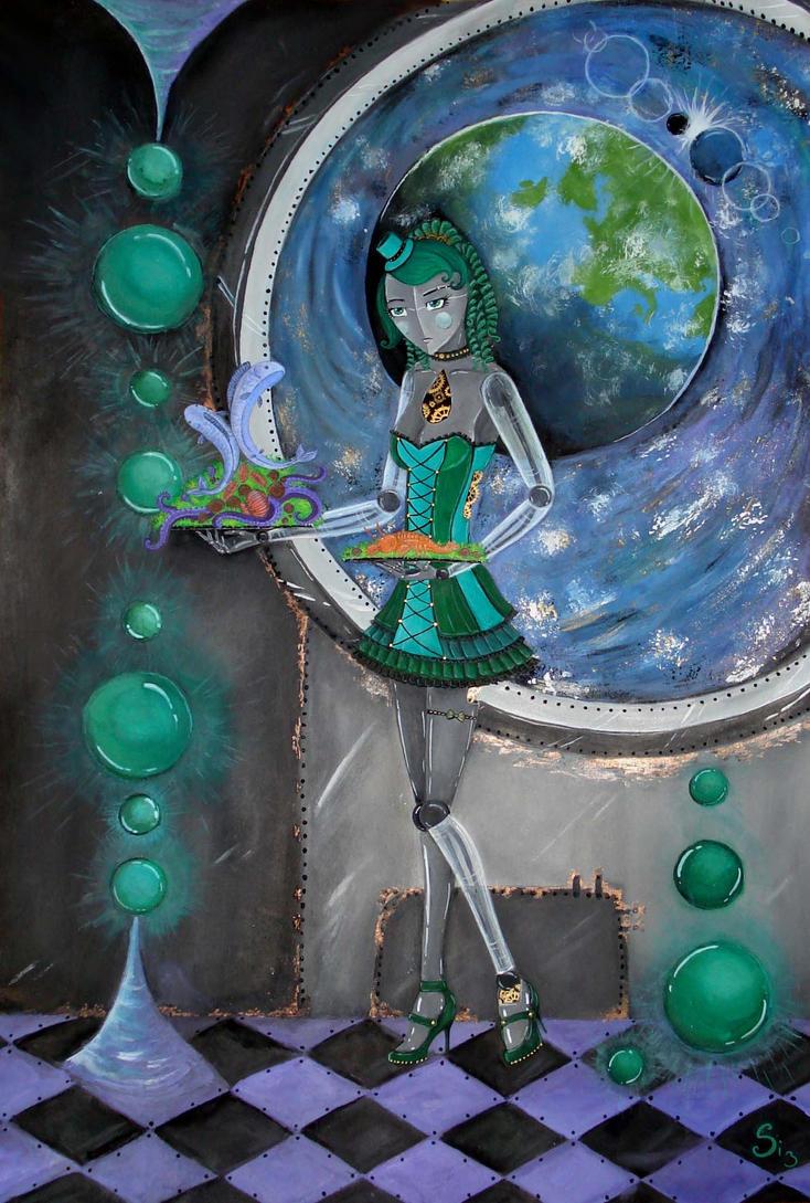 Future Origin by Si3art