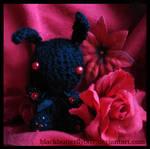 Black n Red Bunny