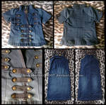 Re-Made Military Jacket