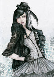 Nena by Si3art