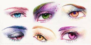 Psychedelic Eye Study