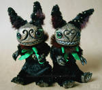 Creeper Bunny Twins