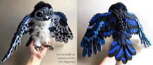 FANTASY OWL artdoll