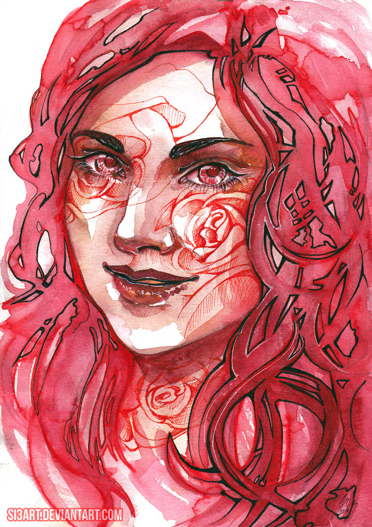 Temptation by Si3art