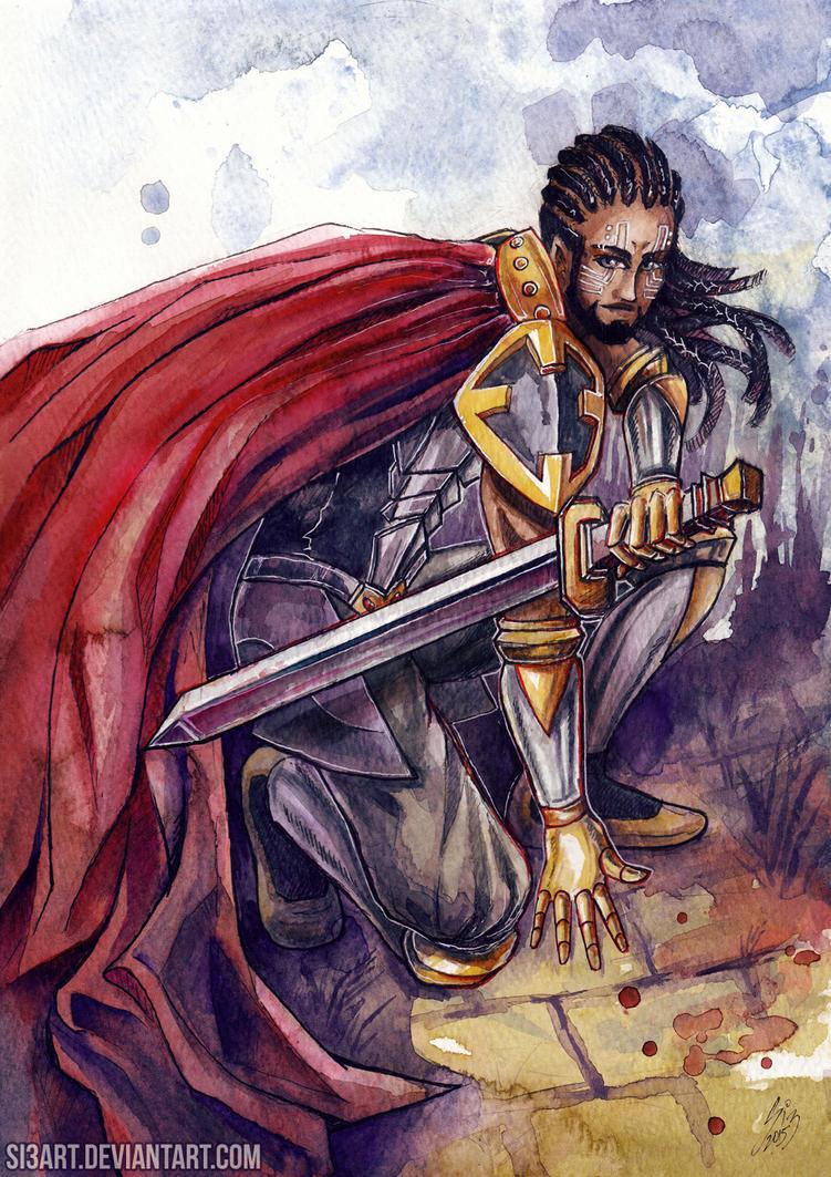 King Julian by Si3art